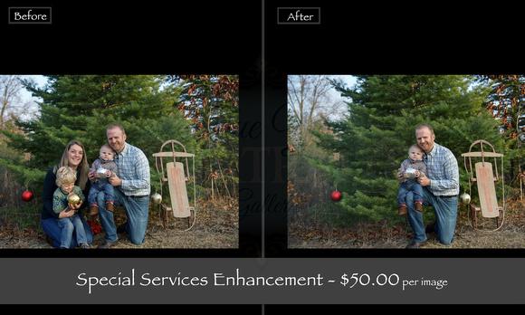 Special Services Enhancement